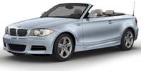 BMW 135i 1 Series Convertible