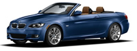 BMW 335i 3 Series Convertible