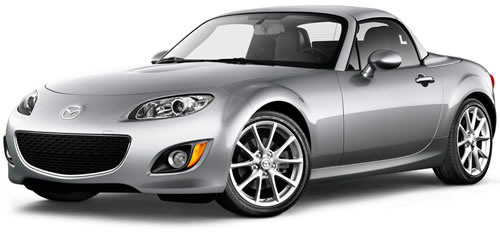 2010 mazda mx 5 miata prht hardtop convertible. Black Bedroom Furniture Sets. Home Design Ideas