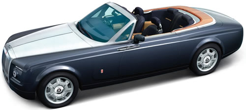 2010 Rolls-Royce Phantom Drophead Coupe (Softtop Convertible)