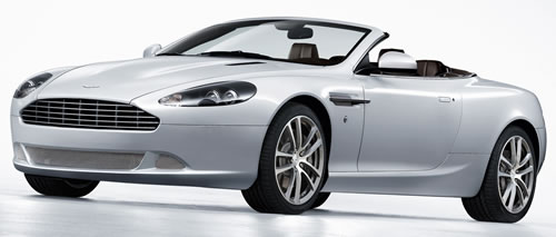 2011 Aston Martin DB9 Volante (Softtop Convertible)