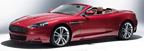 2011 Aston Martin Dbs Volante Softtop Convertible