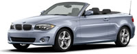 BMW 128i 1 Series Convertible