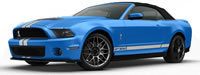 Ford Mustang GT500 Convertible