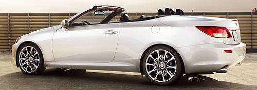 2011 lexus is 250 c hardtop convertible. Black Bedroom Furniture Sets. Home Design Ideas