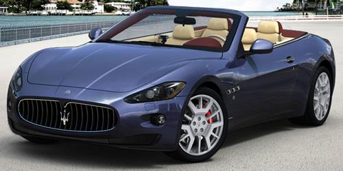 2011 Maserati GranCabrio (Softtop Convertible)