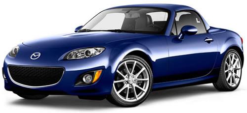 2011 Mazda Mx 5 Miata Prht Hardtop Convertible