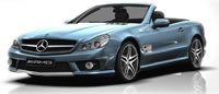 Mercedes-Benz SL65 AMG Roadster