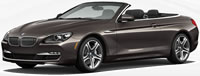BMW 650i xDrive 6 Series Convertible
