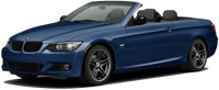 BMW 335is 3 Series Convertible