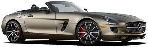 2013 Mercedes Benz Sls Amg Gt Roadster Hardtop Convertible