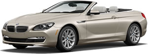 BMW 640i 6 Series Convertible