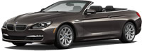 BMW 640i xDrive 6 Series Convertible
