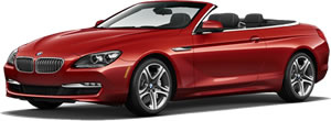 BMW 650i 6 Series Convertible